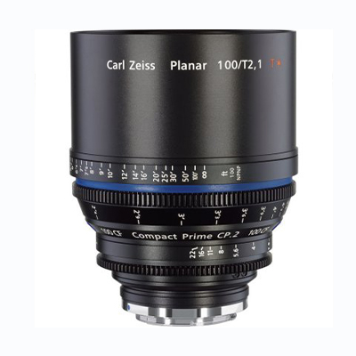 Zeiss Compact Prime CP.2 100mm/T2.1