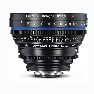 Zeiss 18mm/T3.6 CP.2 Compact Prime