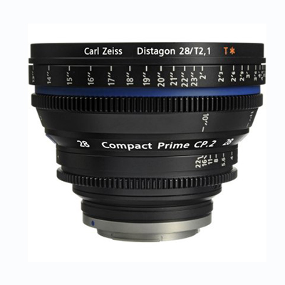 Zeiss Compact Prime CP.2 28mmT2.1