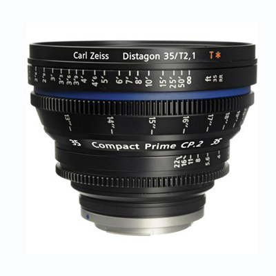 Zeiss Compact Prime CP.2 35mmT2.1