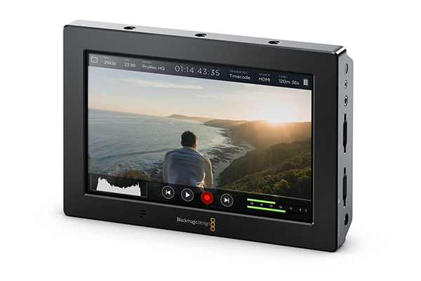 Blackmagic Video Assist 4K l Gürbüz Prodüksiyon