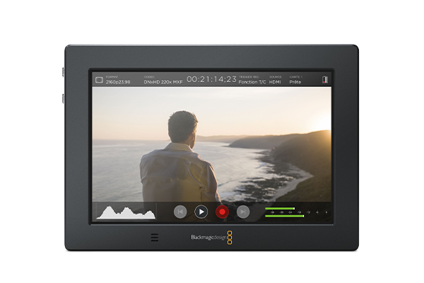 Blackmagic Design Video Assist 4K Monitör I Gürbüz Prodüksiyon