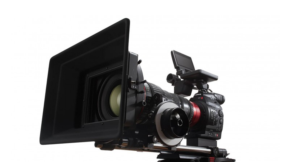 Canon C300 Mark II Full Set-2