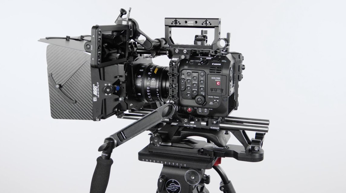 Canon C500 Mark II Full Set-2