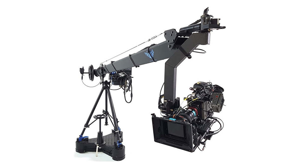Jimmy Jib Set-1