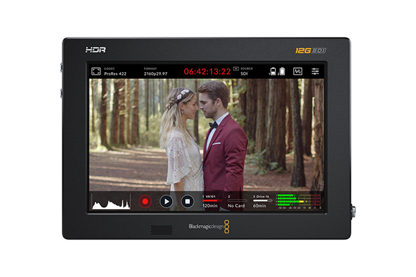 Blackmagic Video Assist 12G HDR I Gürbüz Prodüksiyon