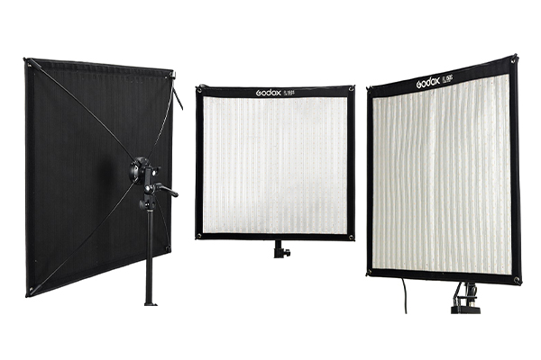 Godox FL150S Flexible Led 3lü Set I Gürbüz Prodüksiyon